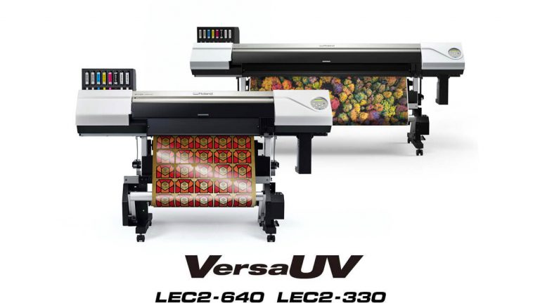 Roland DG Corporation Launch New Wide Format Printer/Cutter Range