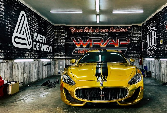 Vehicle Wrap Of The Week: Wrap-My-Ride
