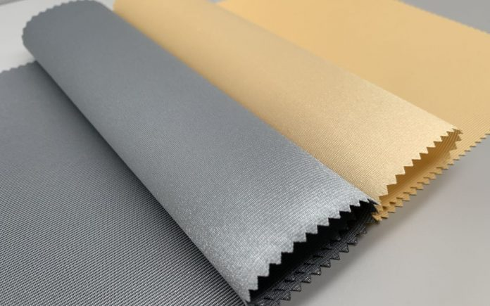 Georg+Otto Announces Shiny Textile For Signage