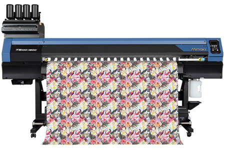 Mimaki Releases Sublimation Transfer Printer