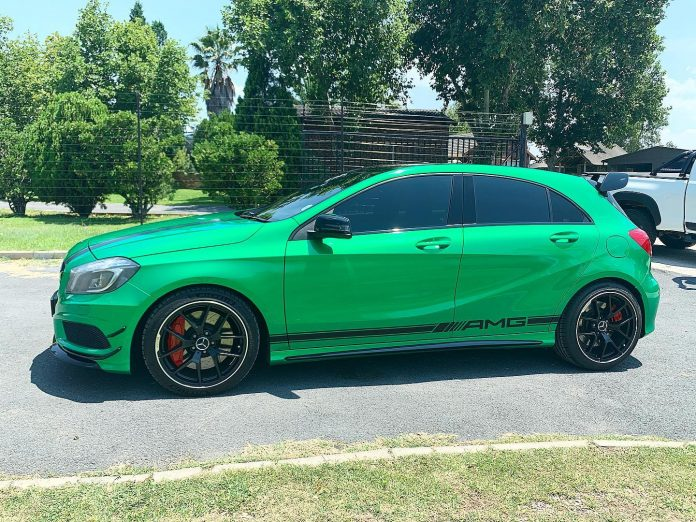 Vehicle Wrap Of The Week- Cazzmania