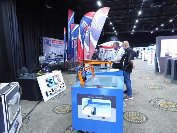 3D Fusion Exhibiting New 3D Printing Solutions