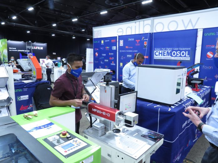 Chemosol Showcases Dye-Sublimation Machines, Heat Press And More