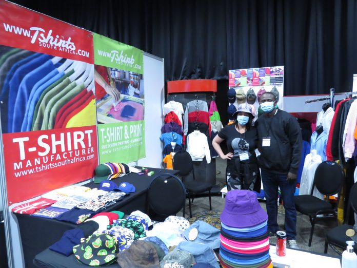 China Direct Sourcing Displays Wide Range Of Apparel At Sign Africa Gauteng Expo