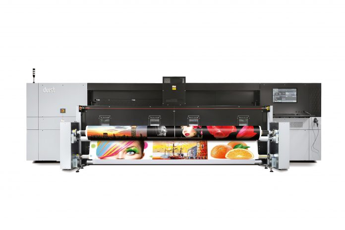 Durst Launches Solution In Response To Soft Signage Market Trends