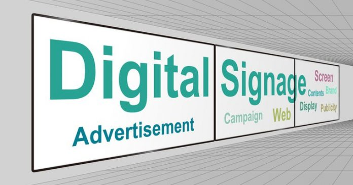How To Make Digital Signage Stand Out