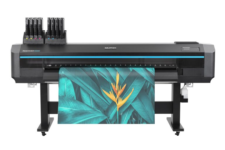 Mutoh Europe Releases New Dye Sublimation Inkjet Printer