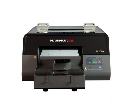 Nashua Direct To Garment Printer Ensures Vibrant Quality