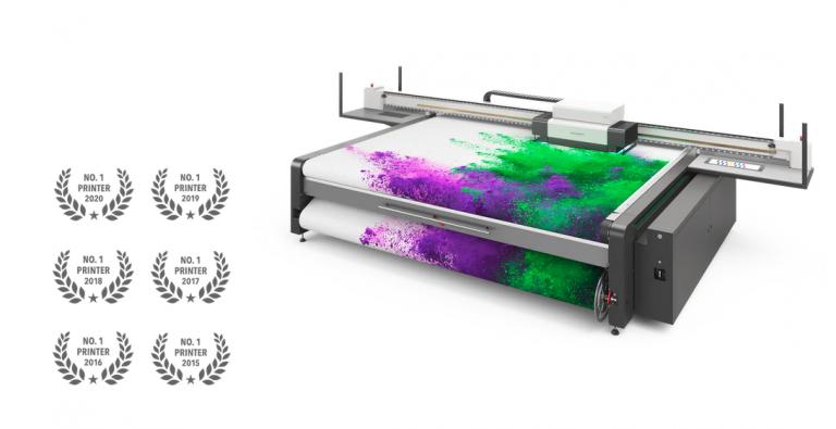 Nyala UV LED Printer Heads Category Sales Rankings Again