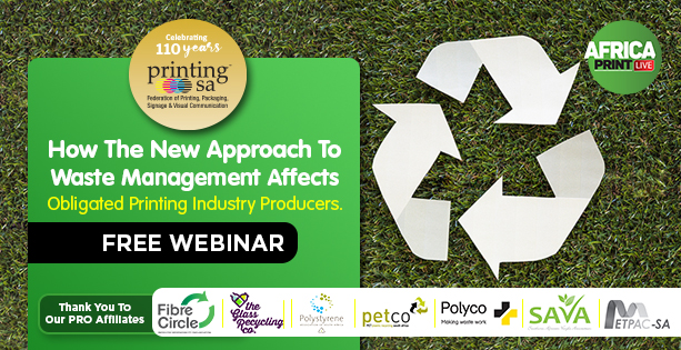 Register For Printing SA's Webinar To Find Out More About Waste Management Regulations