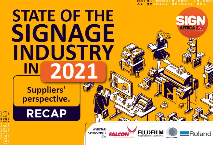 The State Of The Signage Industry In 2021