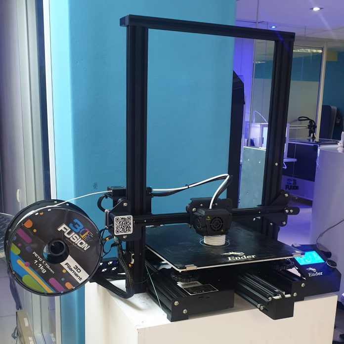 3D Fusion Open Filament Manufacturing Plant In Western Cape