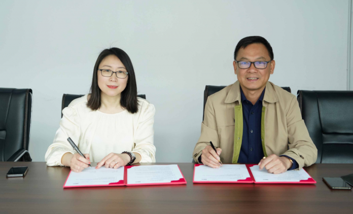 CGS ORIS Announces Digital Printing Partnership With China's HanGlobal Group For Next Three Years