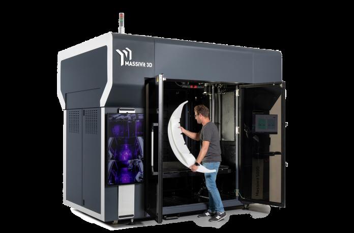 Massivit 3D Launches New Industrial-Grade 3D Printer