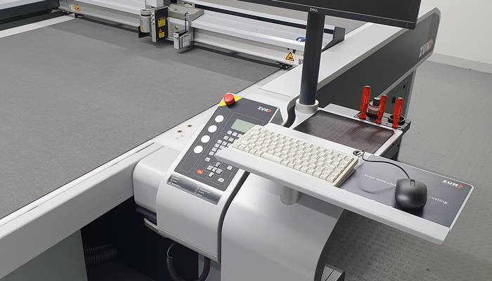 Zünd Cutter Speeds Up Production