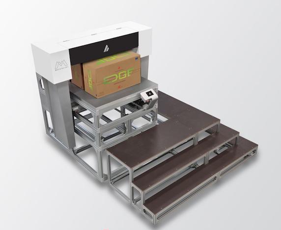 Azonprinter Presents Latest Flatbed Digital Solution