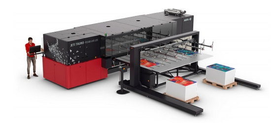 Agfa Showcasing New Sign And Display Inkjet Solutions In Amsterdam