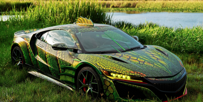 Avery Dennison Graphics Solutions Announces Return Of Wrap Like A King Challenge