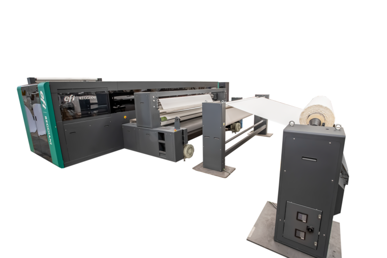 EFI Launch New Digital Textile Printer
