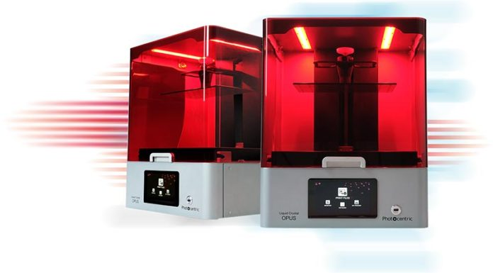 Photocentric Launch New LCD-Based 3D Printer