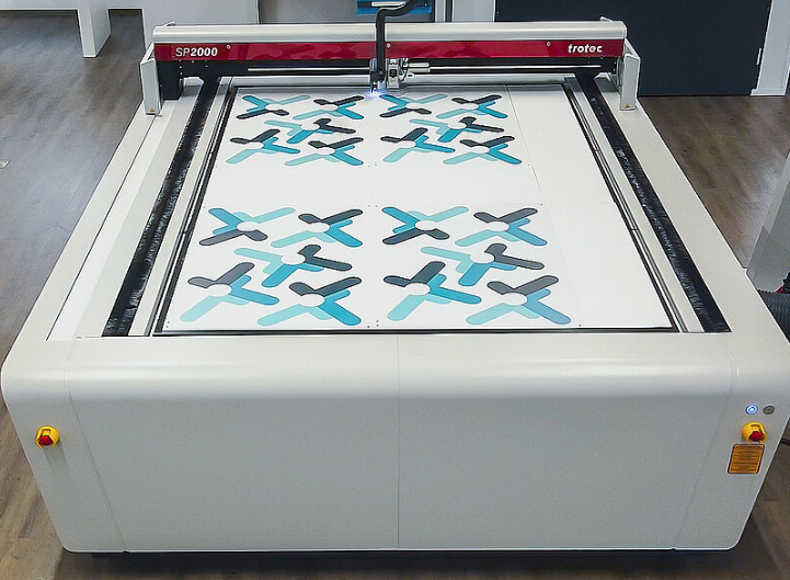 Trotec Showcasing Laser Cutters And Software At FESPA Global Print Expo